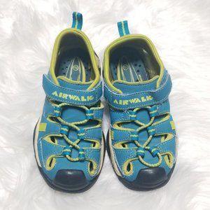 Airwalk | Kids Teal Green Water Sandal Shoes 11.5